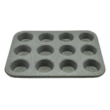 Muffinsütő tapadásmentes bevonattal (12 db)
