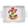 Kerámia sütőtál 34 cm x 21,5 cm