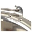 Rozsdamentes bogrács 10 liter ( 0,7 mm )