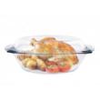 Simax sütőtál és fedő ( 4,4 liter)