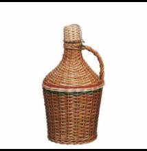 Fonott demizsonüveg 5 liter