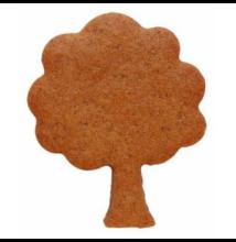 Süteménykiszúró ( Fa alakú)