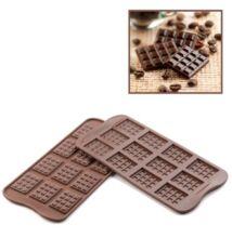Tábla csoki bonbon forma