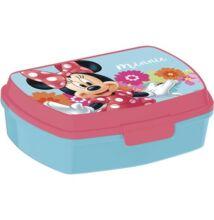 Uzsonna box műanyag Minnie