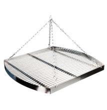 Óriás grill rács 68cm x 60cm Magyar termék