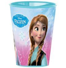 Műanyag gyerek pohár 260ml Frozen