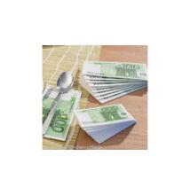 Pénz szalvéta ( választható címlet )