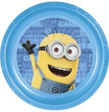Minion lapos tányér 22 cm