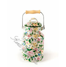 Virágmintás tejeskanna 2Liter