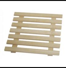 Kocka alátét 17x16cm ( bambusz )