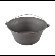 Öntöttvas bogrács ( 14,5 liter)