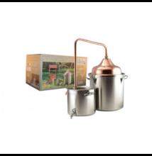 Réz és inox Pálinkafőző (50 literes)