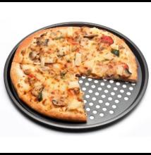 Pizzasütő tálca tapadásmentes bevonattal 33 cm