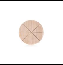 Szeletelős pizzadeszka 32 cm