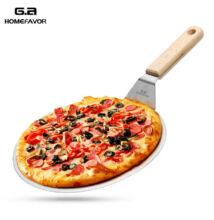 Rozsdamentes pizzalapát 30.5 cm