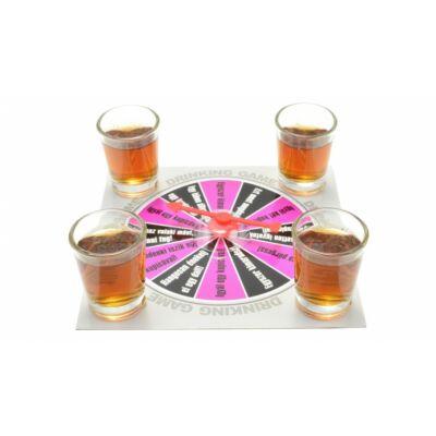 Ki marad állva? italozós játék