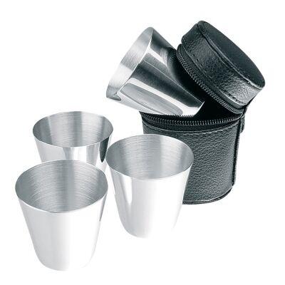 Túra pohár készlet 1,5dl 4db-os