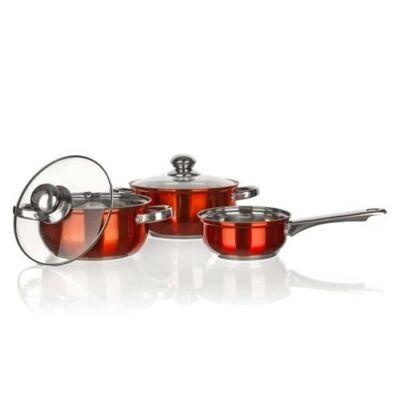 Maestro orange indukciós edénykészlet 5részes