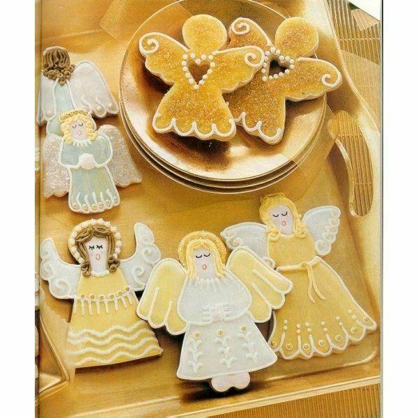 Angyalka sütemény kiszúró