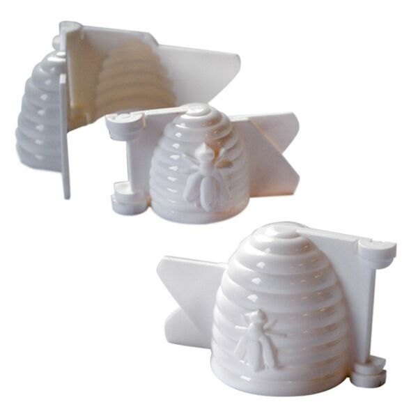 Darázsfészek forma 2 darab
