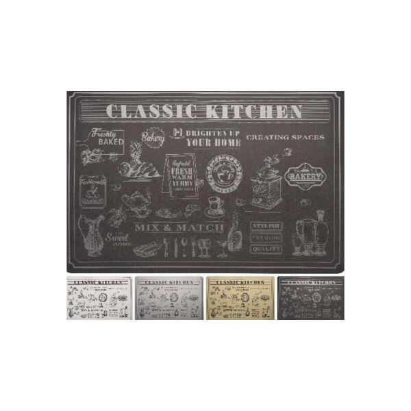 Classic Kittchen tányéralátét 44x28.5cm(választható szín)