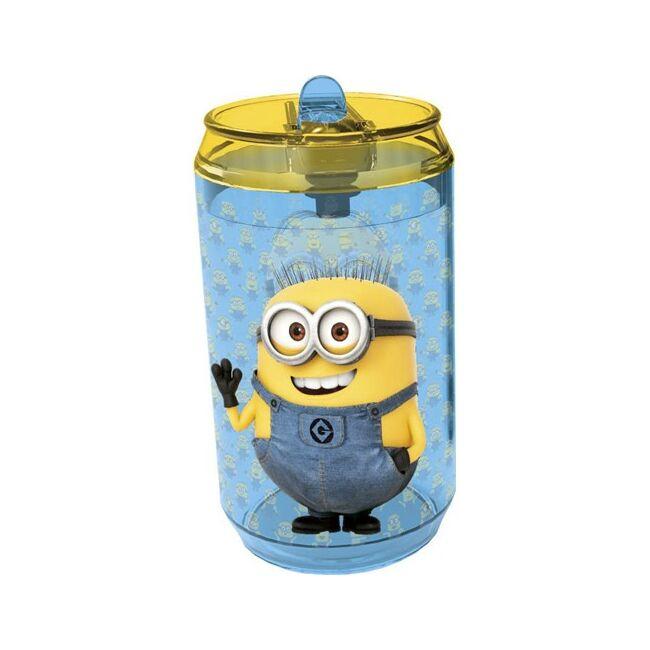 Ivópalack szívószállal Minions 410ml