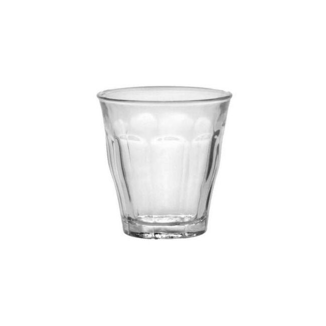 Kávés pohárkészlet 250 ml 6 db