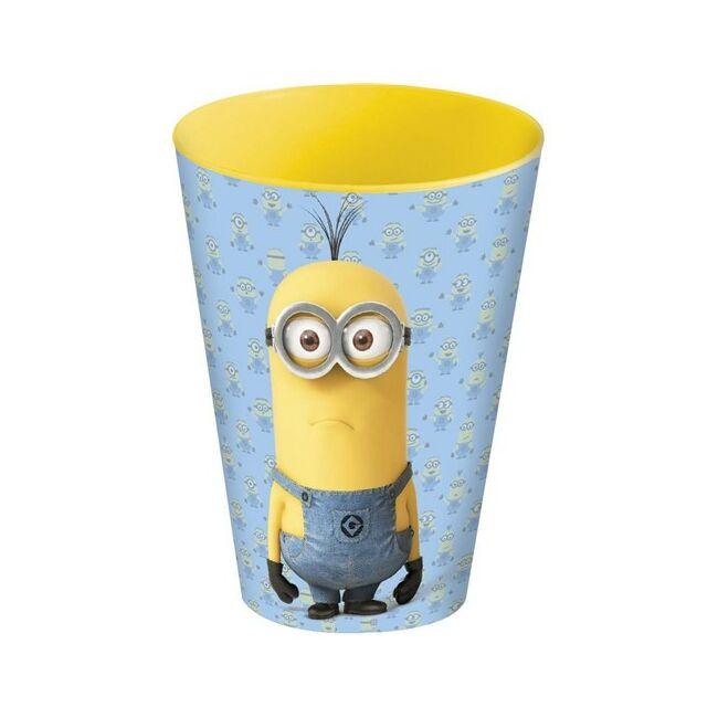 Minion műanyag pohár 430ml