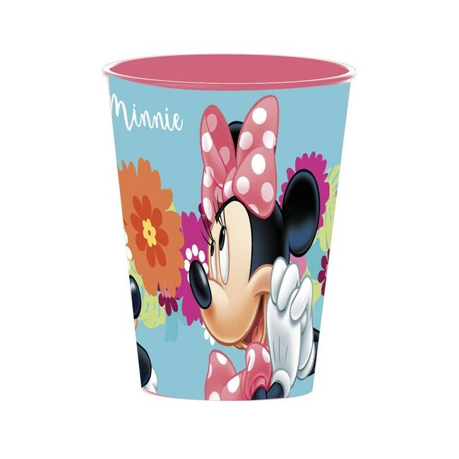 Műanyag pohár 260ml Minnie
