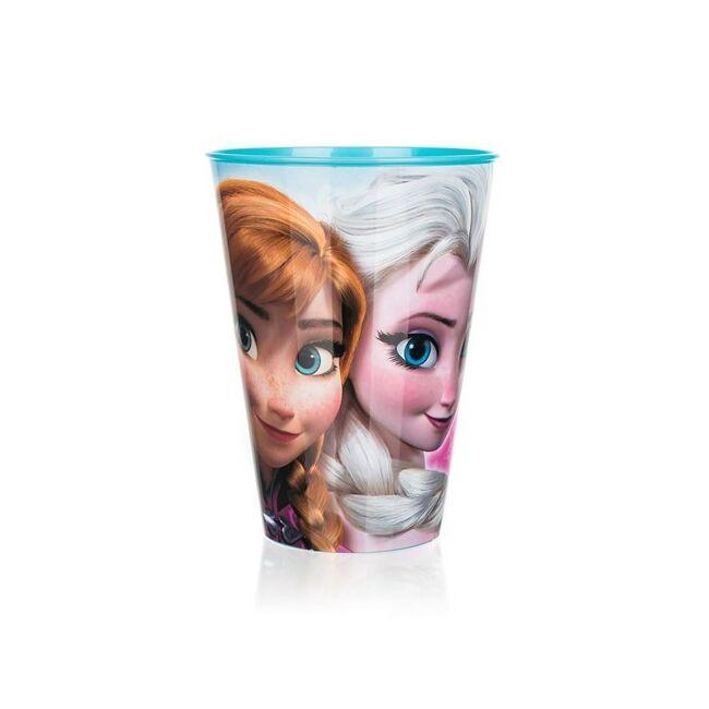 Műanyag gyerek pohár 430ml Frozen