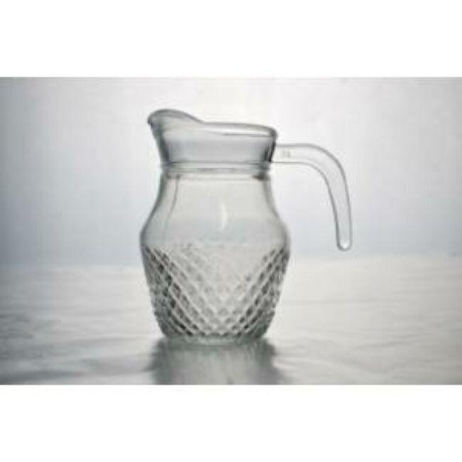 Üveg kancsó 0,5l