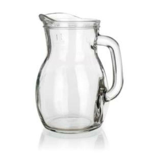 BISTROT üvegkancsó 1 liter
