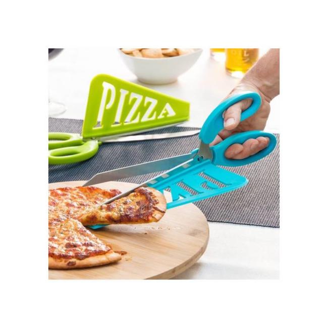 Pizzaszeletelő 2az1ben