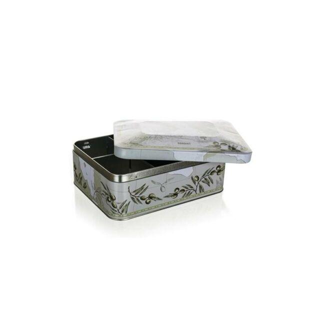 OLIVES teabox tároló  (6 részes)